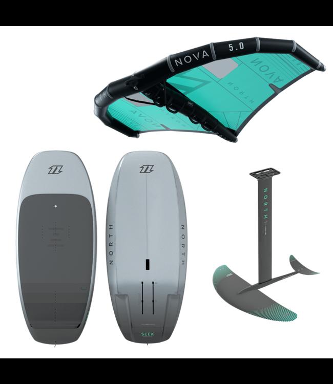 North kiteboarding 2021 Foil wing set