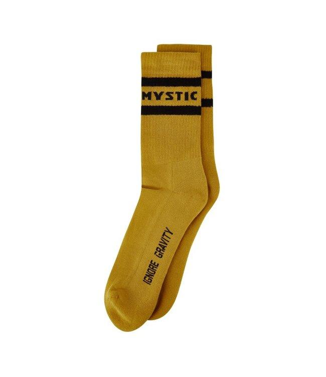 Mystic Brand Socks - Mustard