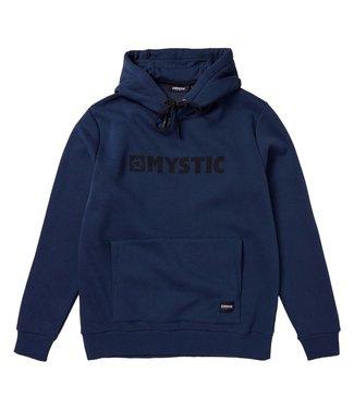 Mystic Brand Hood Sweat - Nachtblau