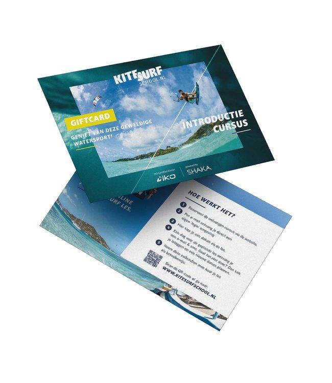 Kitesurfschool.nl Introductie Les Kitesurf