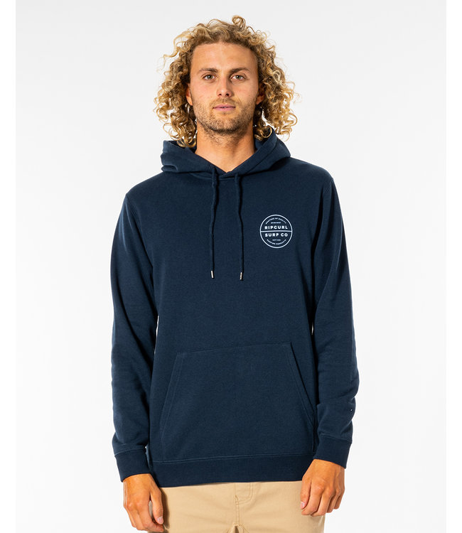 Rip Curl Re Entry Hood  - Navy