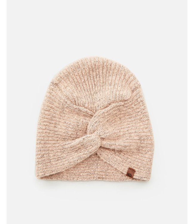 Rip Curl Twisted Turban  - Dusk Pink