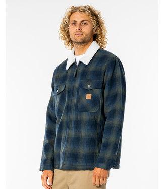 Rip Curl Flanno Jacket  - Navy