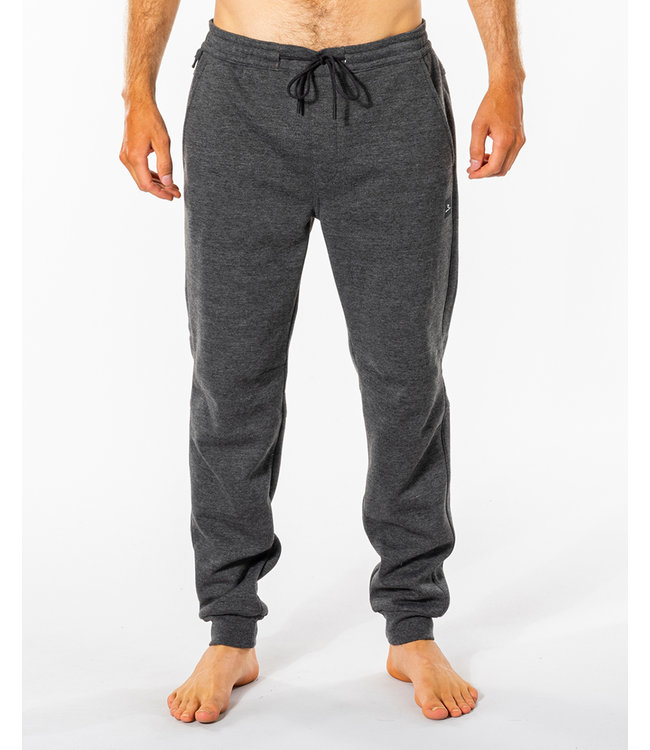 Rip Curl Anti Series Departed Trackpant - Charcoal Grey