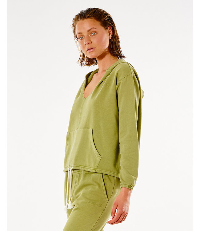 Rip Curl Swc Hoody  - Green Olive