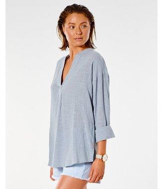 Rip Curl Classic Surf Shirt  - Blue Grey