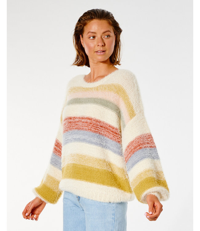Rip Curl Sunset Waves Pullover - Multico