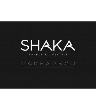 SHAKA Cadeaubon Diversen