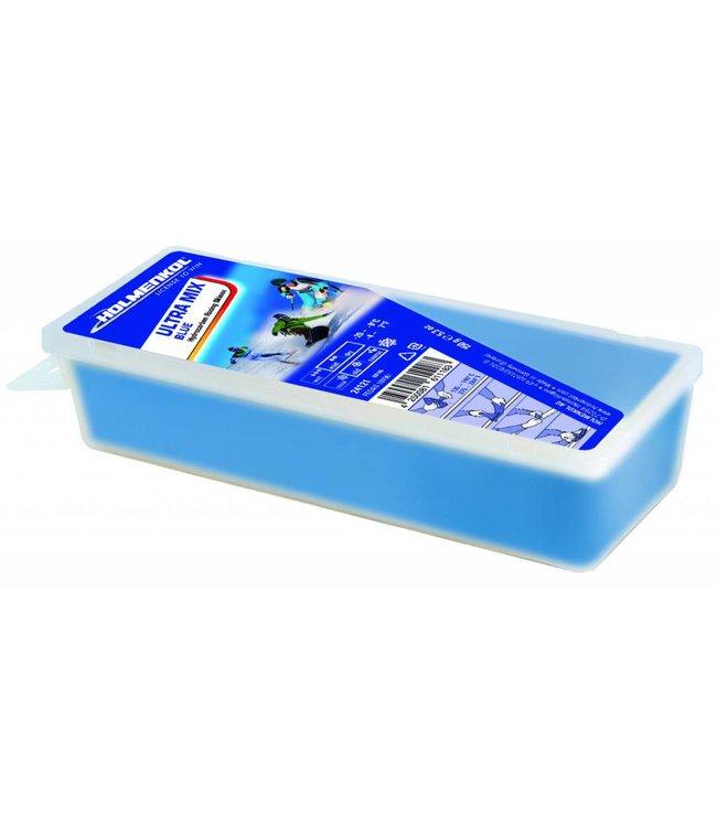 Holmenkol Ultramix Skiwax Blue 150G