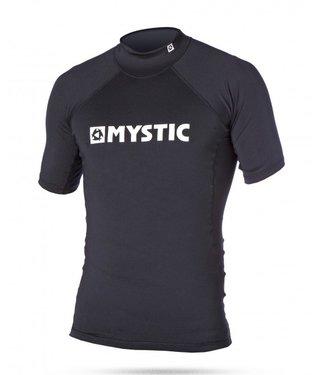 Mystic Star Rash Vest SS M. Blue Black