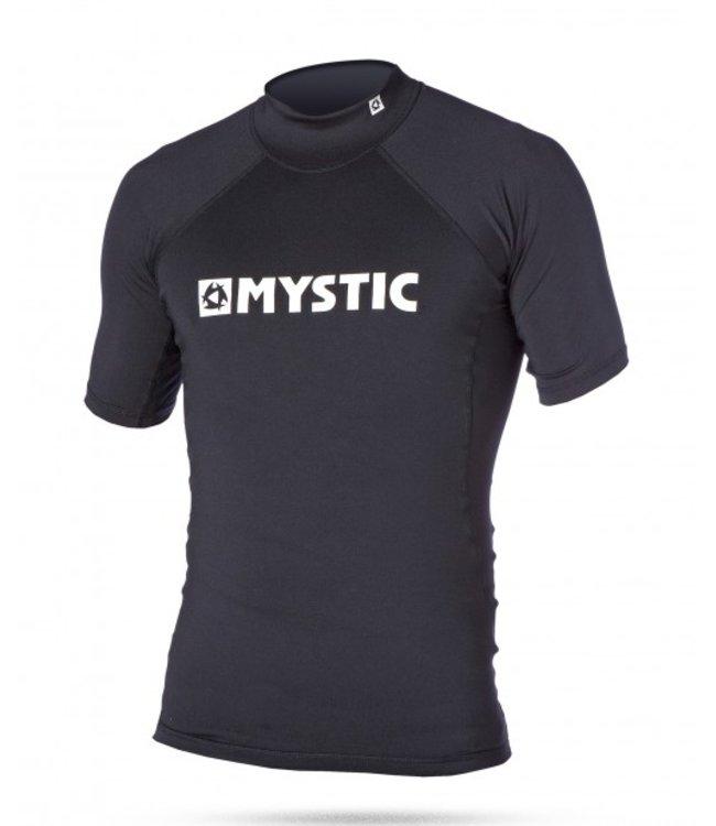 Mystic Star Rash Vest SS M. Blue