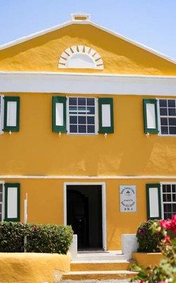 Onze fabriek op Curacao