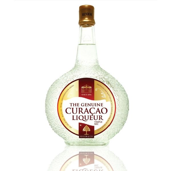 Curacao Liqueur White 50 ml
