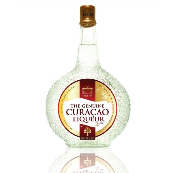 Curacao Liqueur White 50ml