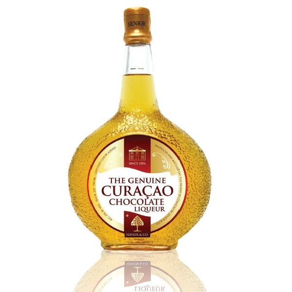 Curacao Liqueur Rum Raisin 375ml