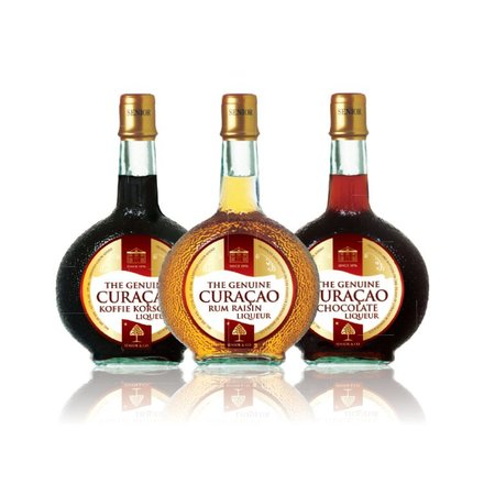 Curacao Liqueur Curacao Liqueur Rum Raisin 375ml
