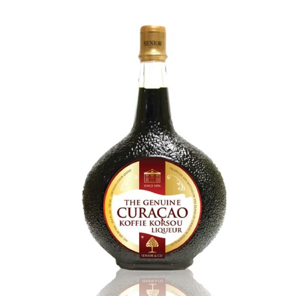 Curacao Liqueur Coffee 50ml