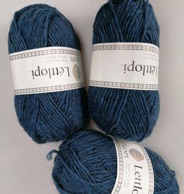 LettLopi wol middenblauw