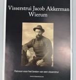 Knitting patern fisherman's jumper Jacob Akkerman from Wierum