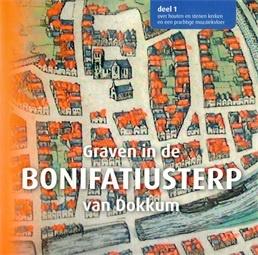 Graven in de Bonifatiusterp van Dokkum