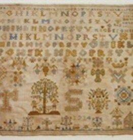 Patroon merklap 1712-1714