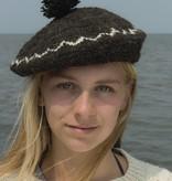 Breipatroon vissersmuts Jitze van der Lei
