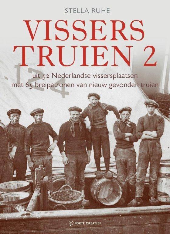 Visserstruien boek van Stella Ruhe (part 2)