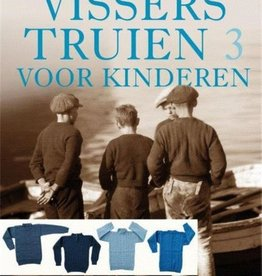 Boek Visserstruien 3 voor kinderen van Stella Ruhe