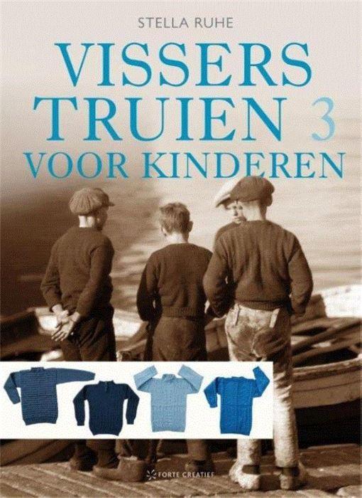Boek Visserstruien 2 voor kinderen van Stella Ruhe