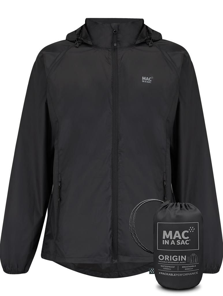 Mac in a Sac Mac in a Sac – Regenjas - Black