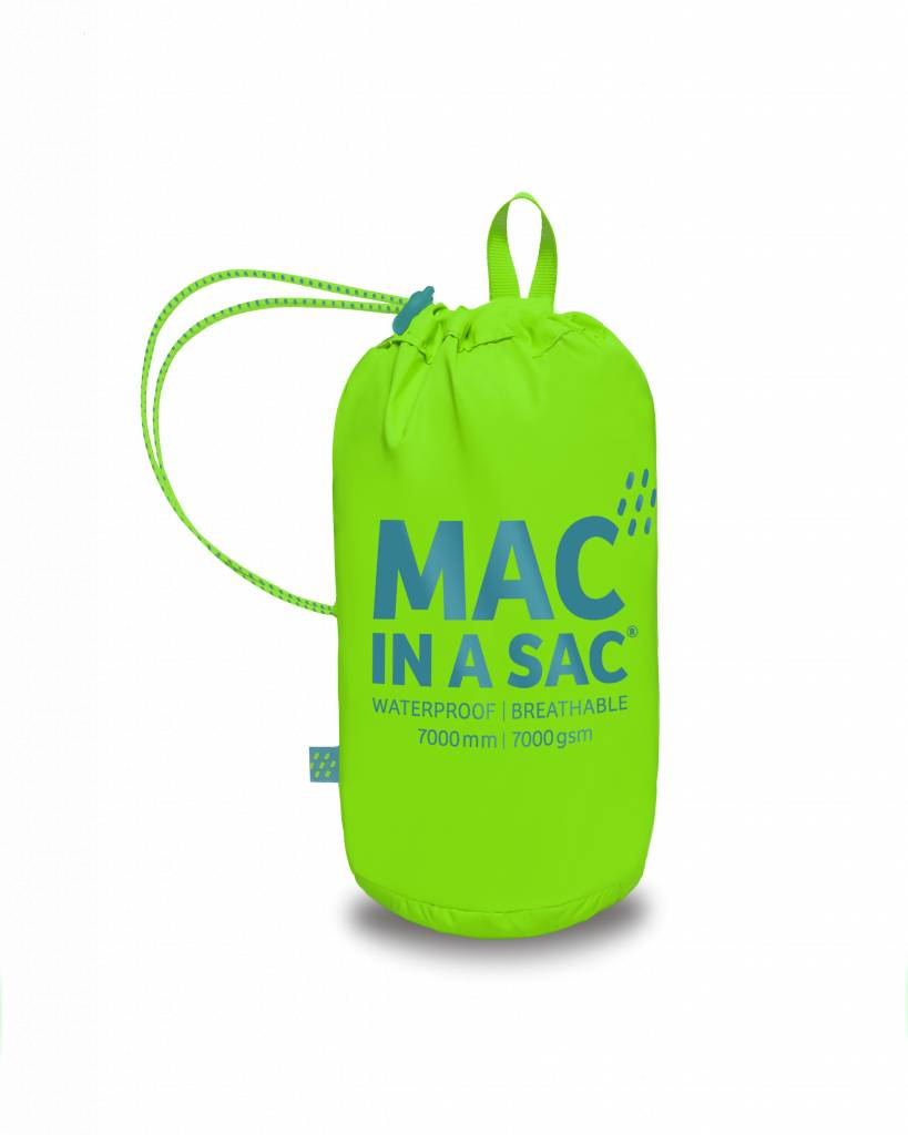 Mac in a Sac NEON Green 7.000mm