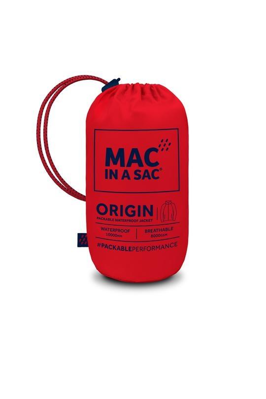 Mac in a Sac Mac in a Sac – Regenjas - Red