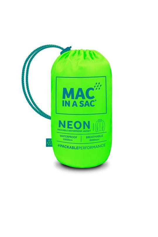 Mac in a Sac NEON Green
