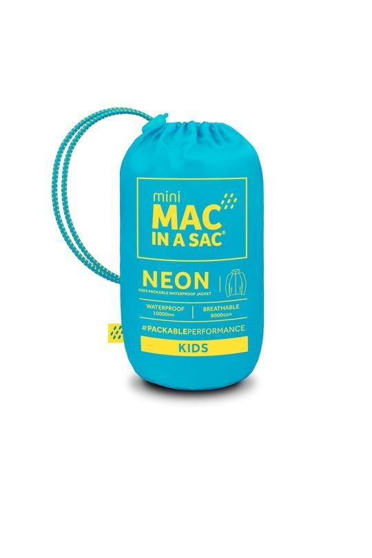 Mac in a Sac MINI NEON Blue