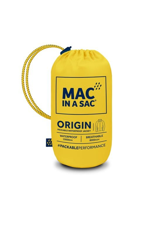 Mac in a Sac Yellow