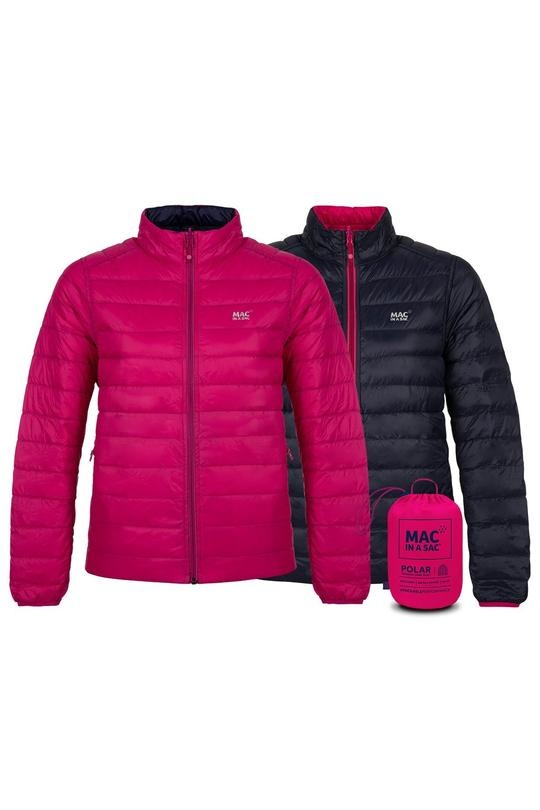 Mac in a Sac POLAR Donsjas Pink / Navy - Woman