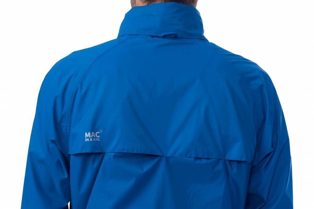 Mac in a Sac Mac in a Sac – Regenjas - Electric Blue