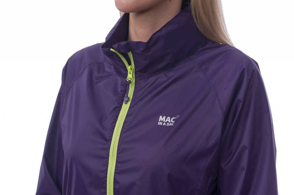 Mac in a Sac Mac in a Sac – Regenjas - Grape