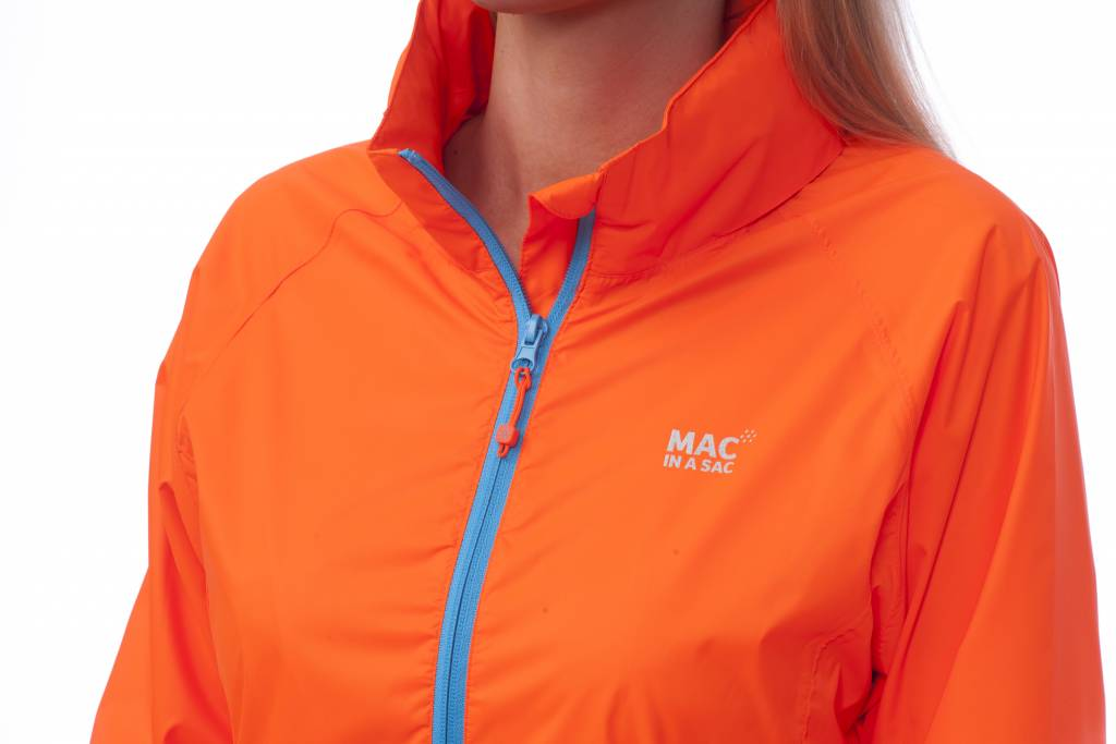 Mac in a Sac NEON Orange