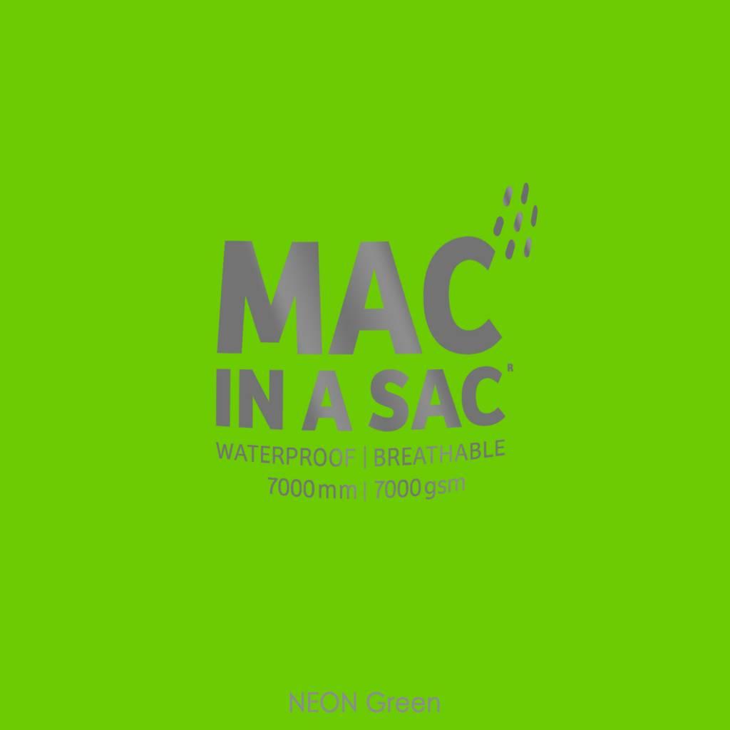 Mac in a Sac MINI NEON Green
