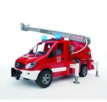 Bruder Brandweer ladderwagen