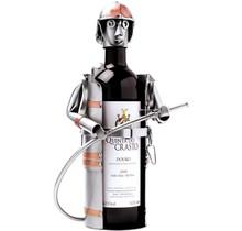 Bottle holder fire fighter