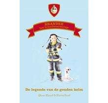 Brandee het brandweermeisje 1 - De legende van de gouden helm