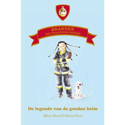 Brandee the firegirl 1 - The legend of the golden helmet