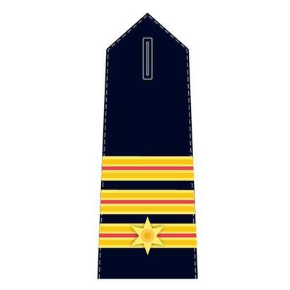 Epaulet Fire Brigade