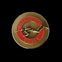 Fire diver logo