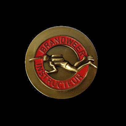 Diving instructor logo