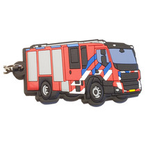 Keyring firetruck