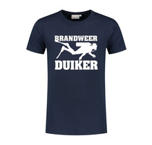 T-shirt rescue diver
