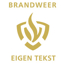 Logo + own text self-adhesive vinyl